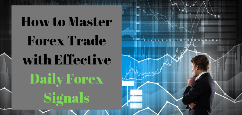 How to Master Forex Trade Even in Volatile Markets with Effective Daily Forex Signals