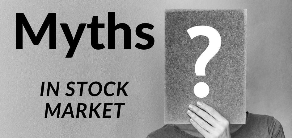 Debunking the Three Biggest Myths About Stock Exchange
