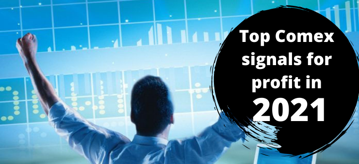 Top Comex signals for profit in 2021