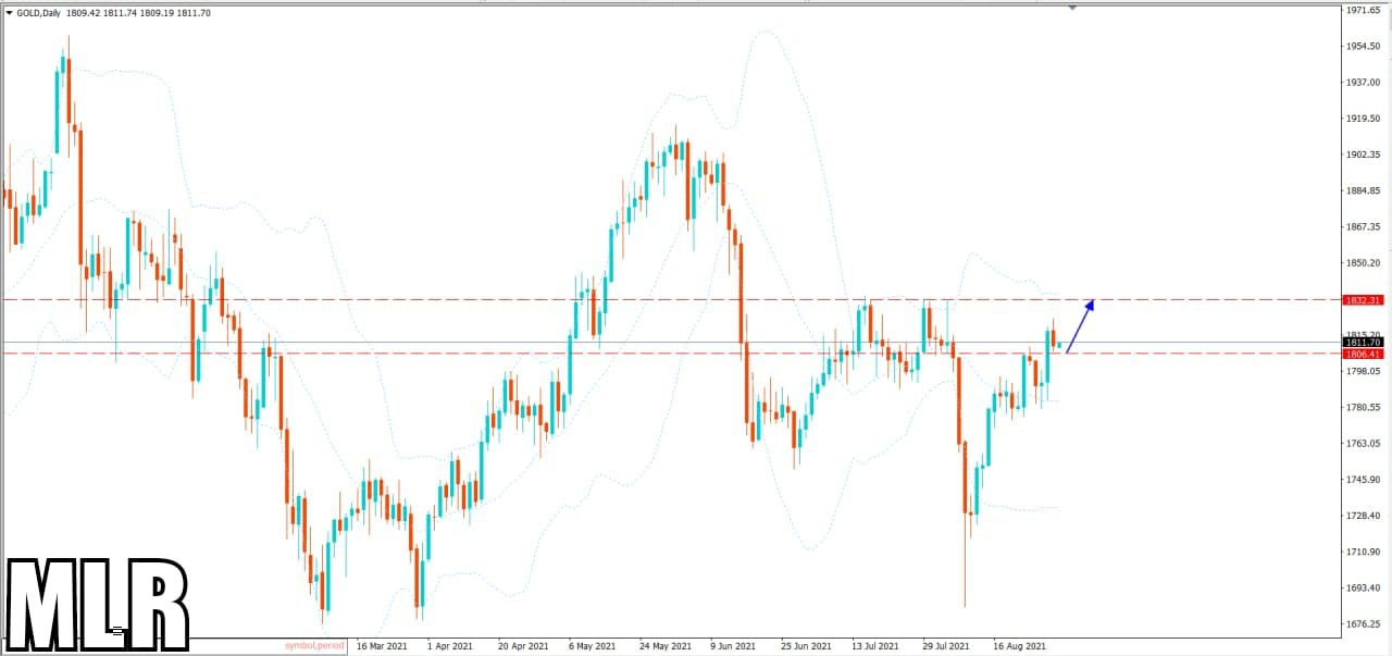 Gold Update- Establish The Buy Position Today With Safe Target